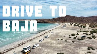 15 Tips - SAFELY DRIVING TO MEXICO (BAJA PENINSULA) (261)