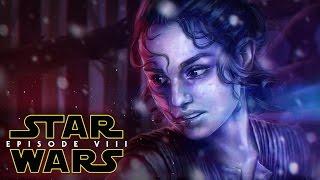 Star Wars Episode 8 The Last Jedi Rey's Lightsaber Struggle