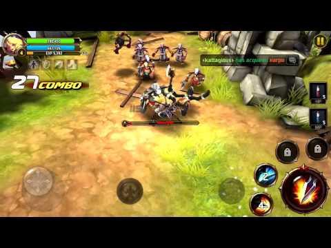 Kritika: The White Knights Android Gameplay