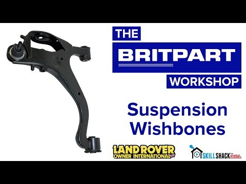 Suspension Wishbones