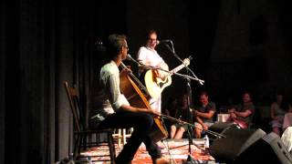 Indecision (live) - Steven Page & Kevin Fox