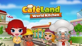 Picture of a game: Cafe World