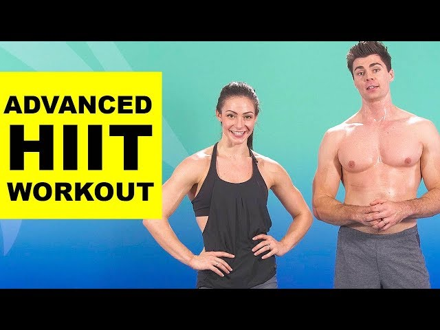 Extreme HIIT Workout – 30 Min – At Home with Cirque du Soleil