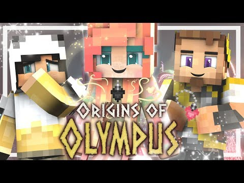 Origins of Olympus | EP 6 | THE BLACK AMULET! (Minecraft Percy Jackson Roleplay)