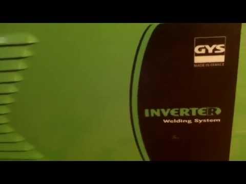 Ремонт сварочного аппарата GYS Inverter 4000 GYSMI 161часть 1 Причина выхода из строя