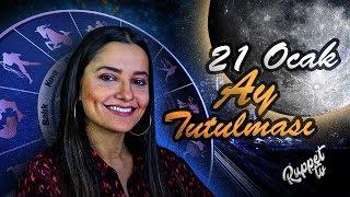 21 Ocak Ay Tutulması 2019 Burç Yorumları | Merve Rençber