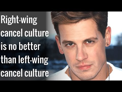Are Conservatives Happy They Cancelled Milo Yiannopolous?