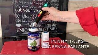 Penny Talks, la penna che parla
