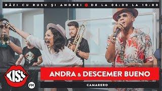 Andra Feat Descemer Bueno   Camarero (Live @ KissFM)