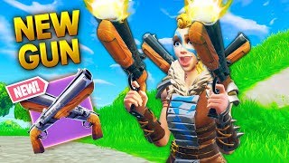 *NEW* DOUBLE BARREL SHOTGUN IS BROKEN.. | Fortnite Funny and Best Moments Ep.194 (Fortnite Royale)