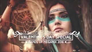 Techno 2016 HANDS UP Valentine