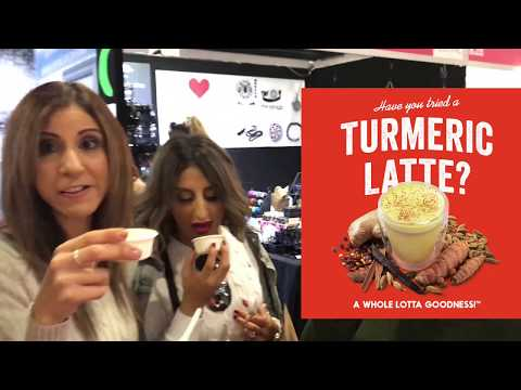Best tasting TURMERIC LATTE MIX ever?
