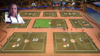 NBA 2K17 Park 92 game win streak
