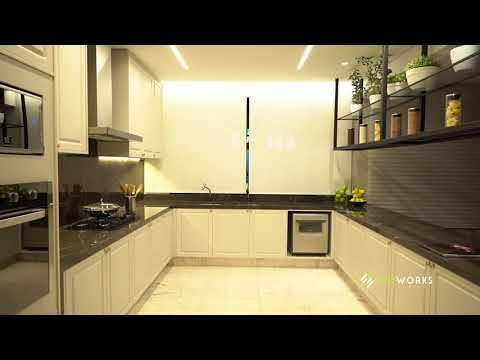 Automação Cozinha e Sala