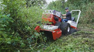 Ventrac Tractor Versatility - Real World Work