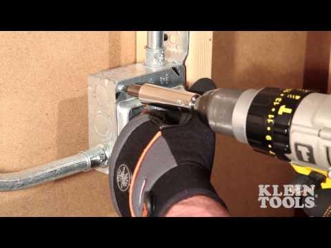 Desarmador eléctrico multipunta Klein Tools