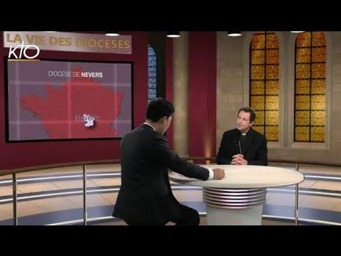 Mgr Thierry Brac de la Perrière - Diocèse de Nevers