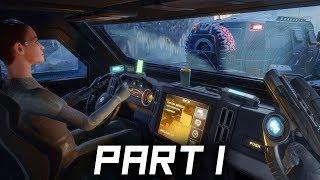 ARKTIKA.1 VR Gameplay Walkthrough Part 1 - BEST LOOKING VR GAME EVER