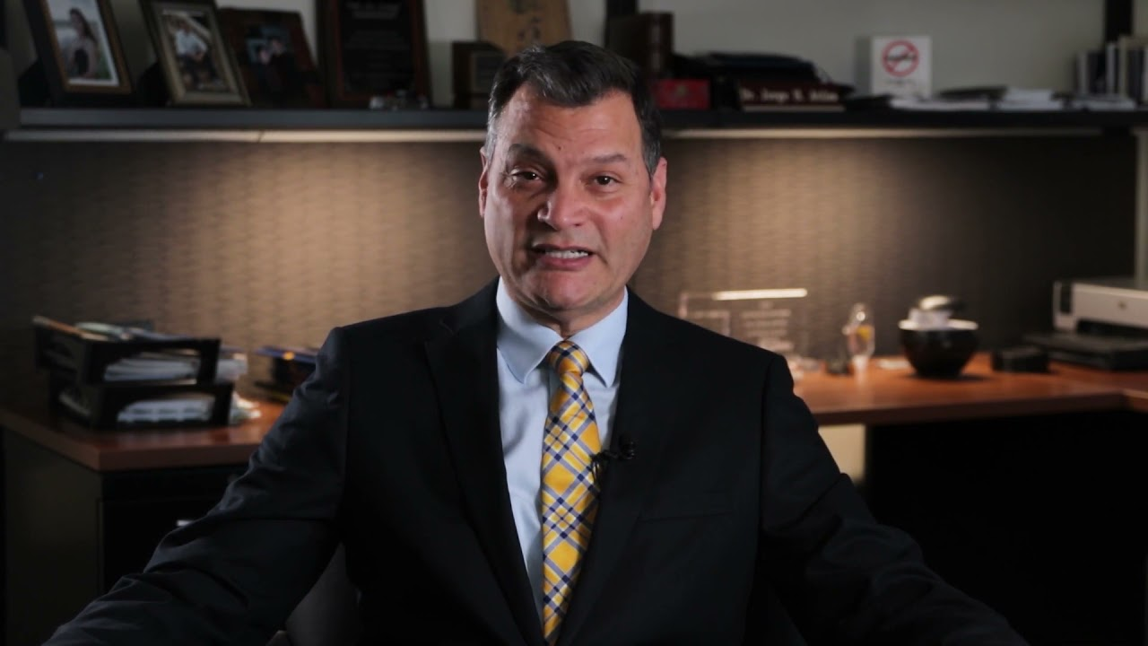 Play Dr. Jorge Atiles, Dean of WVU Extension, shares his message for Advance Care Planning