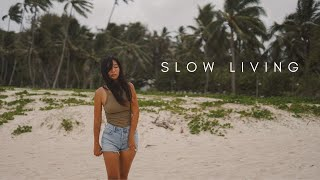 Guide to Slow Living  |  How To Live a More Simple Life