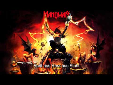 Manowar - Herz aus Stahl / Instrumental + German Lyrics