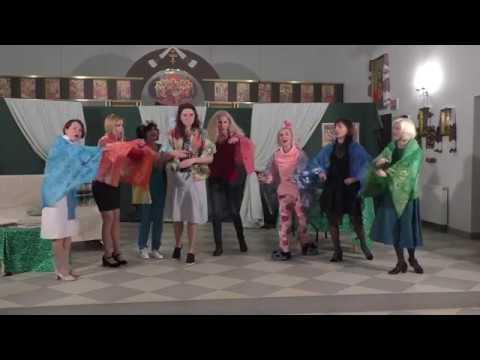 Прем'єра вистави «Метаноя для жінки»