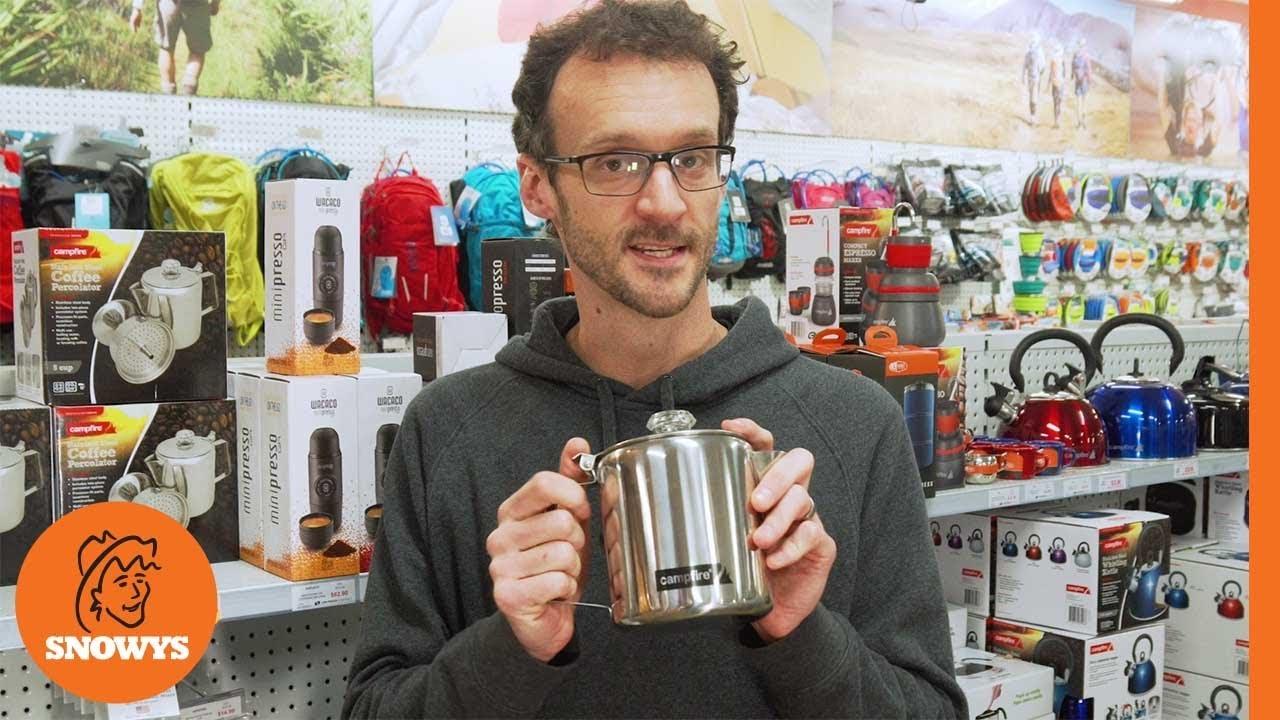 Coffee Percolator 5 Cup