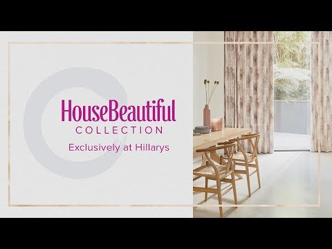 House Beautiful with Hillarys: 3 ways to get the look YouTube video thumbnail