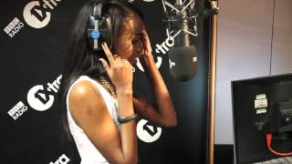 Angel Haze spits New York Freestyle.