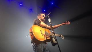 Eric Church - Longer Gone @ Little Rock, Arkansas 2/4/2017