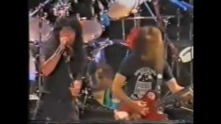Anthrax Live at Bochum 1986 (part 1)