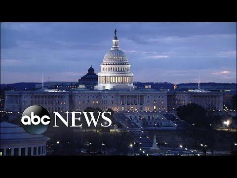 Shutdown continues after late Senate vote falls short