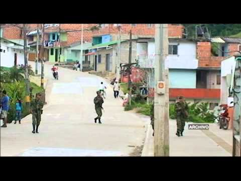 FARC atentaron contra Casa de Justicia en Anori