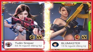 CF Legends | BLUMASTER CFL BRASIL VS TUẤN SNIPER VN | CrossFire Legends Brasil