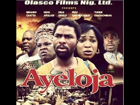 My comments on Ayeloja Nollywood (Yoruba) Movie (part 1)