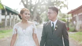 { Robyn + Jeralyn } Wedding SDE Film at Doña Jovita Resort and St. Therese Church Laguna