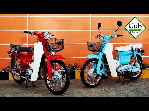 Generasi muda Cub Series dengan DNA baru (Gazelo 125 By : Gazgas Indonesia) | Cub Series Channel