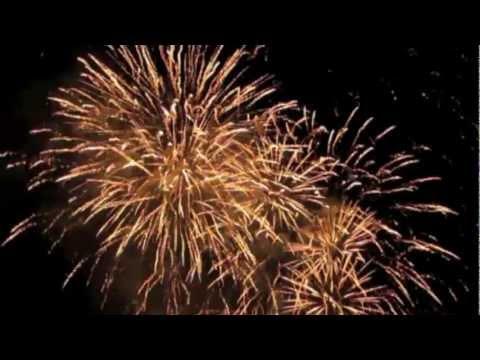 CAMPIONATI MONDIALI di FUOCHI D'ARTIFICIO - 19 AGOSTO 2012 - A OMEGNA (VB) L' ITALIA.mov