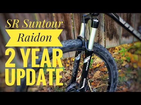 SR Suntour Raidon - 2 Year Update