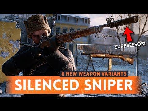 Battlefield 1: Aprile porta con sé 8 nuove armi