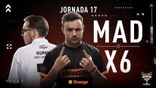 MAD Lions E.C. VS x6tence | Jornada 17 | Temporada 2018/2019