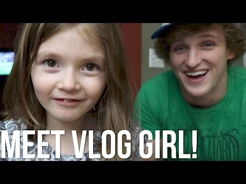 MY NEW VLOGGING PARTNER!
