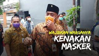 Solo Kembali Konfirmasi Kasus Baru, Wali Kota: Wajib Pakai Masker, Buat Sendiri Pakai Kain Tak Apa