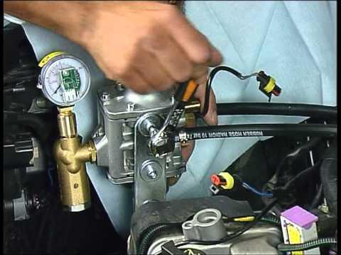 Welches Öl pescho 406 Benzin notwendig ist