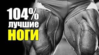 104% Лучшая Программа Тренировок Для Ног и Задницы