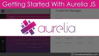 Getting Started With Aurelia JS