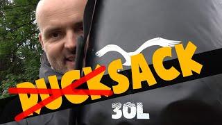 Rucksack war gestern!? | Drybag Bug Out Ausrüstung