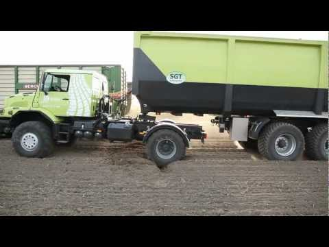 Fendt 933 Vario vs MAN TGS 41 440 vs Mercedes Zetros Secutor 1833
