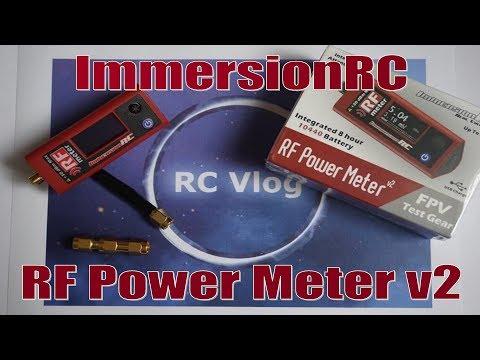 ImmersionRC RF Power Meter v2 - Измеритель мощности. Banggood.