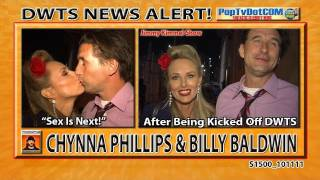 Chynna Phillips Sex With Hubby 1st Priority After Kicked Off DWTS